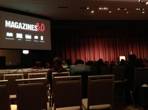 Keynote address by Jason WagenheimPhoto by Kate Stringer