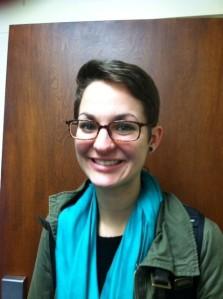 News Editor Sarah Hansell