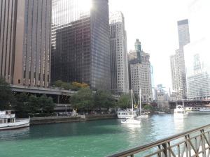 Chicago in September- ideal setting for ONA 14