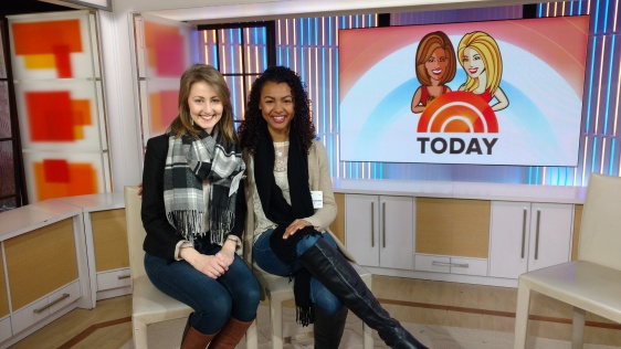 Clare and Malika: The next Kathie and Hoda?