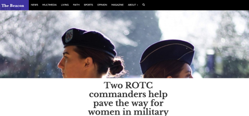 Women in Military screenshot.png